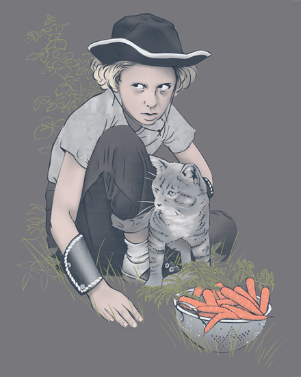 The Carrot Rustler
